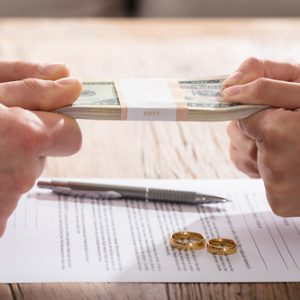 child support Michigan divorce
